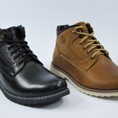 Ботинки мужские Faber Зима