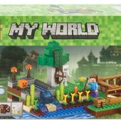 Конструктор Lele серия Minecraft / Майнкрафт 79044