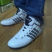 Мужские кожаные кроссовки TM Restime 42-45р