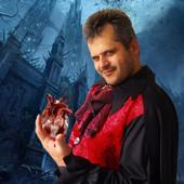 Продаю! Карнавальный костюм Дракула, вампир размер М, б/у.