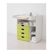 Стува Пеленальный/письменный стол IKEA
