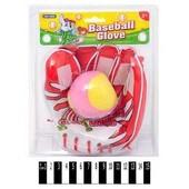 Бейсбольная перчатка с мячом. Артикул: 222-3