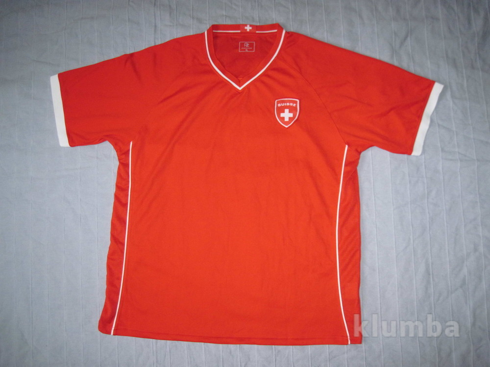 Powerzone (XL) футбольная спортивная футболка мужская фото №1
