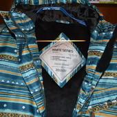 Куртка термо, лыжная, зимняя, C&A Германия  р. S-M