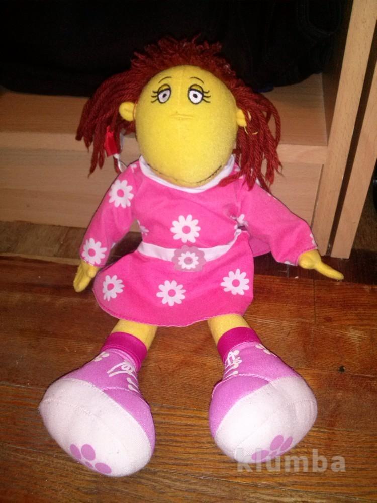 Мягкая куколка фото №1