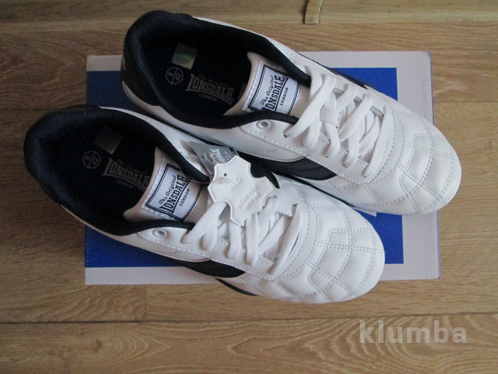 Кроссовки lonsdale 39,5  размер фото №2