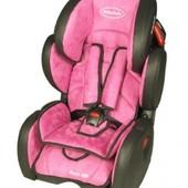 kачественное автокресло BabySafe Sport Vip Pink, Польша, 15870, бесплатная доставка!