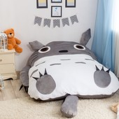 Бескаркасная кровать Тоторо