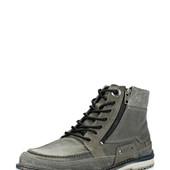 Кожаные ботинки от West Coast (Бразилия)