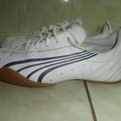 Puma кожаные кроссовки (38)