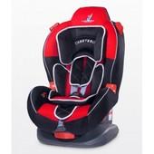 9-25 кг, 1-2 группа. Автокресло Caretero Sport Turbo 17589 - red 2015, Польша, качество 100%
