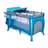 Качественный манеж Alexis-Babymix hr-A001 blue 17832 польша! Доставка бесплатно.
