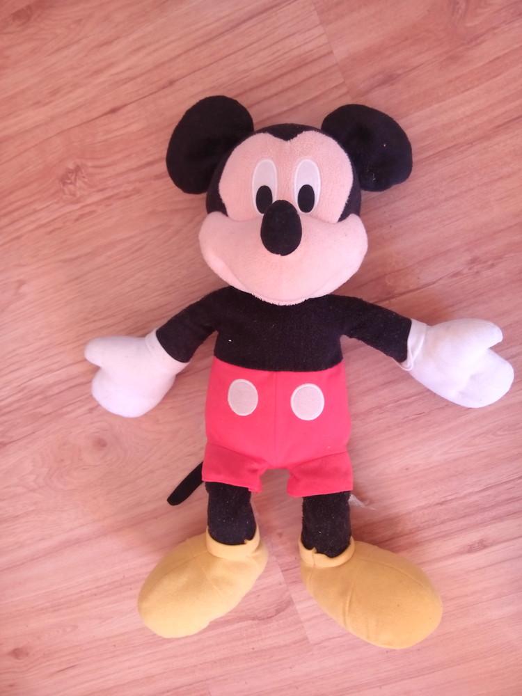 Мягкие игрушки мики маус, мини маус бу фото №1