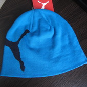 Шапка Puma Big cat no.1 logo beanie Оригинал