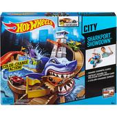 Трек Hot Wheels Охота на акулу серии Измени цвет. В наличии