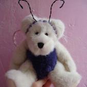 Мишка бабочка от Boyds collection