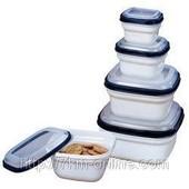 Набор контейнеров для хранения продуктов