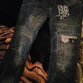 мужские джинсы 34размер