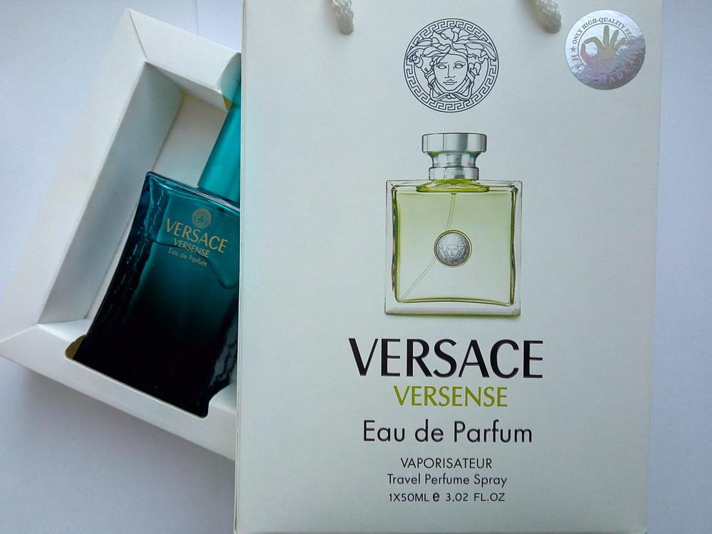 Versace versense (версаче версенс) в подарочной упаковке 50 мл. фото №1