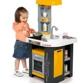 Новинка! Интерактивная детская кухня Mini Tefal Studio Smoby 311000