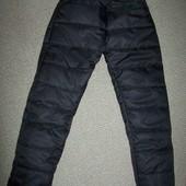 зимние утепленные штаны на рост р-р 44