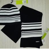Комплект шапка и шарф Adidas NEO оригинал