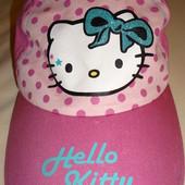 продам кепку Hello Kitty девочке 9-13лет
