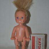 Маленькая куколка кукла для ваших малышек Simba Симба суставная
