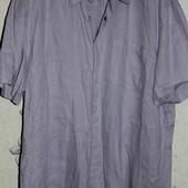 Рубашка Armani Exchange лен