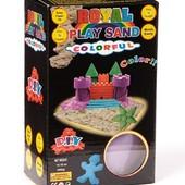 Цветной Кинетический песок Royal Play Sand