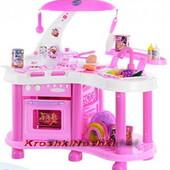 Детская электоронная кухня Winx со светом и звуком