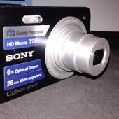 Срочно! Фотоаппарат Sony Cyber-Shot_W670_(16.1 мега пикселей)_в идеале!!!