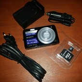 Фотоаппарат Sony Cyber-Shot_W670_(16.1 мега пикселей)_в идеале!!!