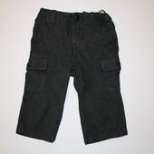 Крутые штанишки Gap, 12-18m