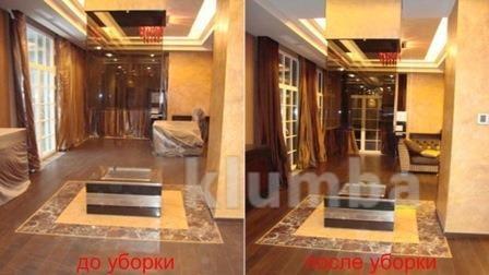 Уборка перед открытием магазина или офиса, уборка после строительства/ремонта. фото №1