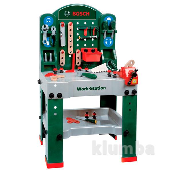 Игровой набор мастерская klein bosch 8580 фото №1