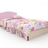 Гарантия 2 года! Кровать Kiddy №3 120x190 см, укр. производство