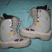 Northvawe MP 255 (37,5, 24 см) сноубордические ботинки женские