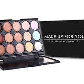 Палитра консилеров Make-Up For You оригинал!