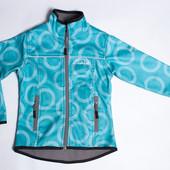 Softshell куртка Clacka lack , рост 100(3-4 года)