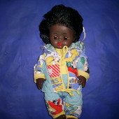 Лялька негритянка M.Zapf