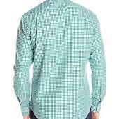 Акция 250грн.!!! Мужская рубашка с длинным рукавом American Icon размер XL цвет зелёный в клетку