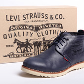 Ботинки зимние мужские Levis Б 32-03