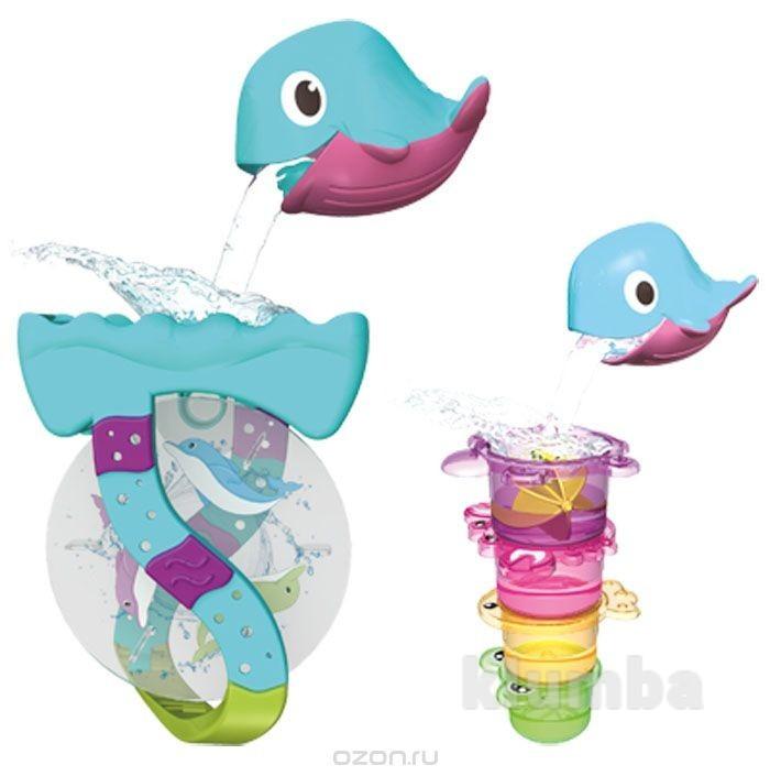 Распродажа - игрушки для ванной морские чудеса от mommy love фото №1