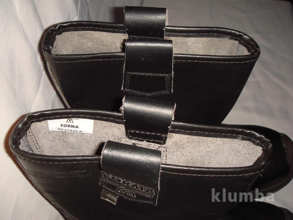Ботинки-сапоги новые кожаные утепленные мужские р.39 forma италия ... e120dc15a6ee7