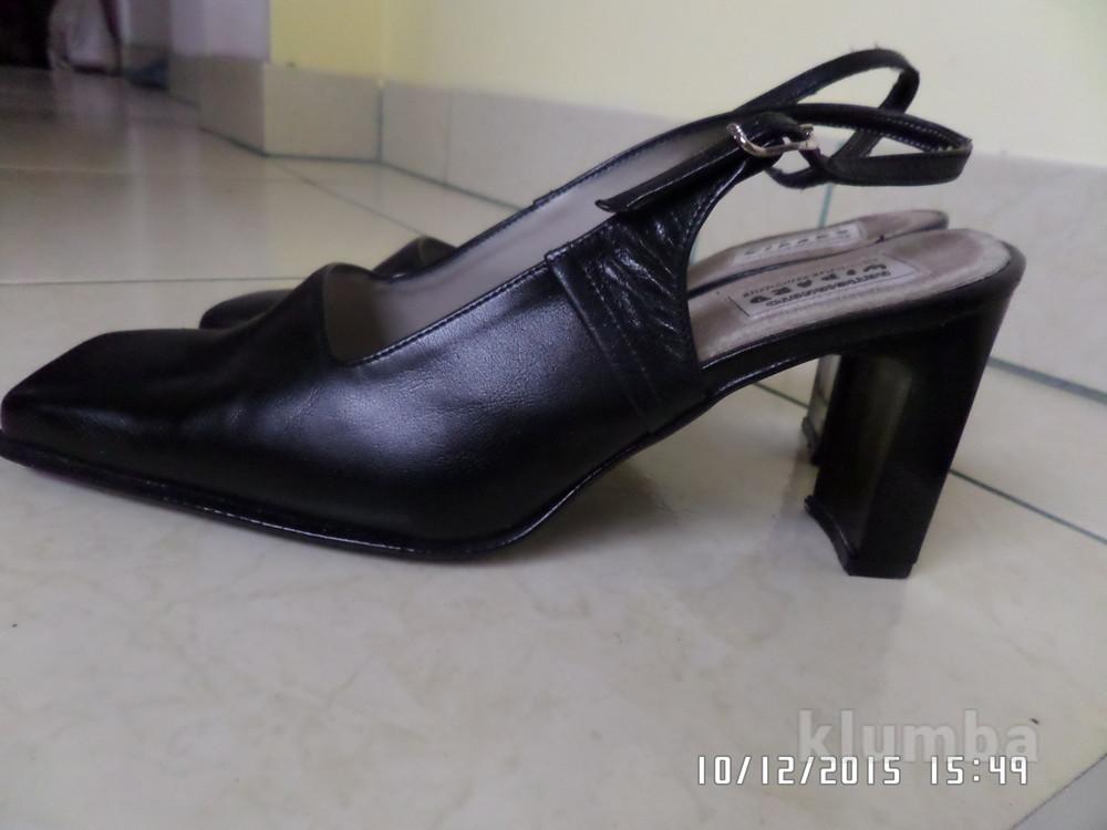 Туфлі босоніжки 37р. фото №1 9cde1d52f3b5b