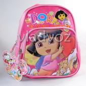 Детский рюкзак для девочек дошкольников Дора Даша
