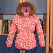 Зимняя куртка Sweet Mille на 7 лет