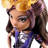 Кукла монстер хай Клодин Вульф бу йорк! бу йорк!