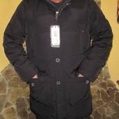 пуховик итальянского бренда Bomboogie.размер-XXL